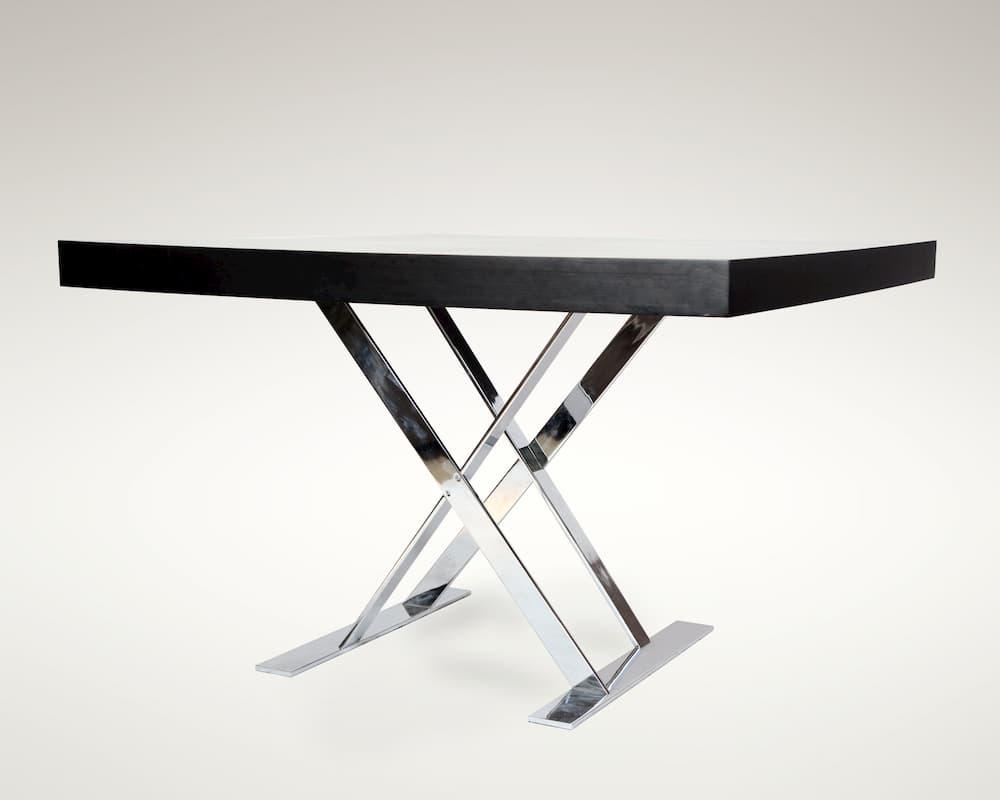 mesas patas metal